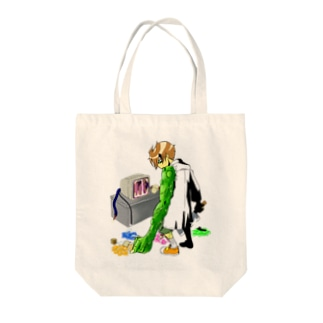 MAD Tote bags