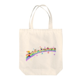 into Futurity Tote bags