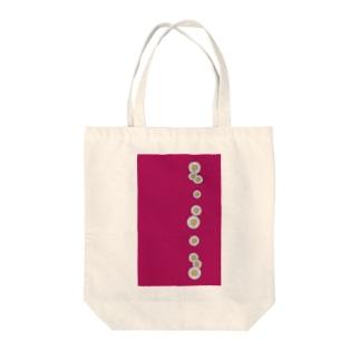 小さなひな菊 Tote bags