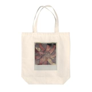 Say Hallo! Tote bags