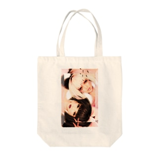 negaposi Tote bags