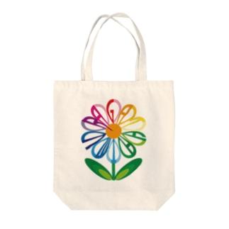 村ノ花 Tote bags