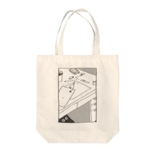 つくえ Tote Bag