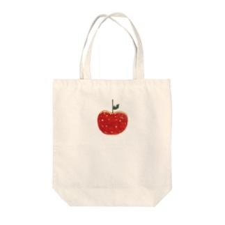 りんごと、はちみつ Tote bags