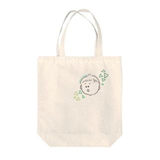 mopuくん Tote bags