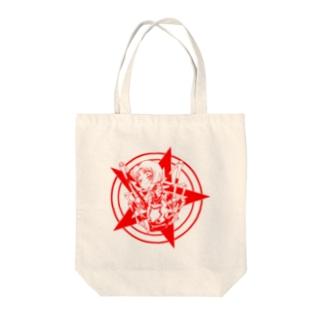 幽玄女郎蜘蛛 Tote bags