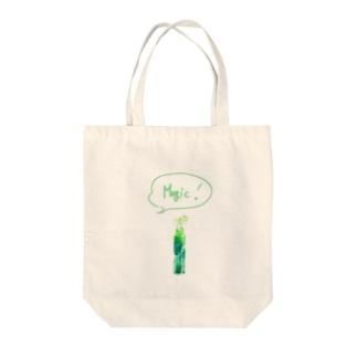 まじっく!! Tote bags