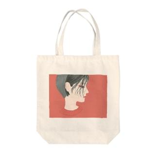 ヴェール Tote bags