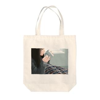ホッとココア。  Tote bags