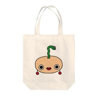 メドゥ~さん Tote bags