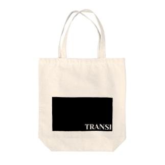 TRANSI2 Tote bags