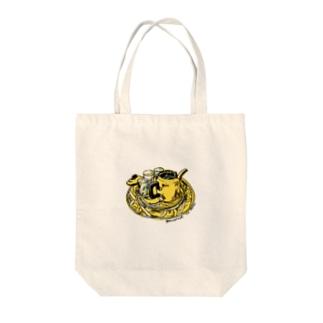 マラケシュのお茶 Tote bags