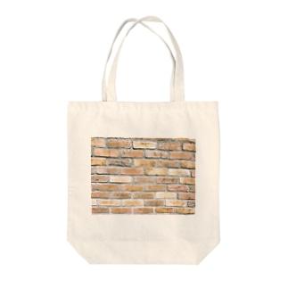 煉瓦 Tote bags