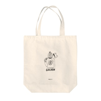 GOLDEN Tote bags