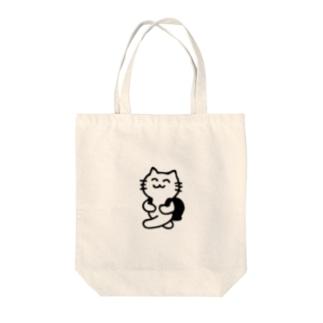 こばかなのメモちゃん Tote bags