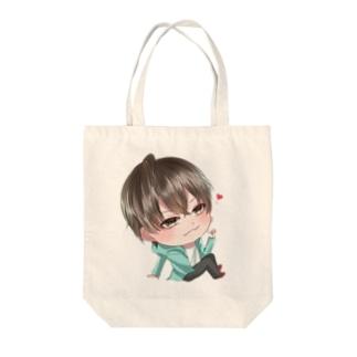 たっちゃんバッグ Tote bags