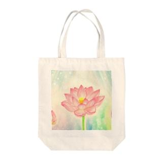 絵描き-國重 奈穂-10 Tote bags