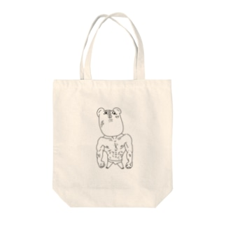だいごろうの激昂のクマたん。 Tote bags