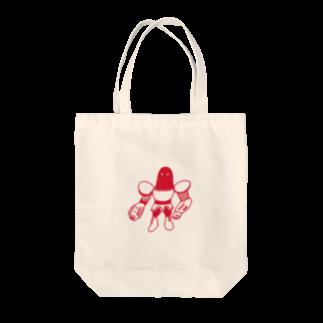 銀鈴堂のメン Tote bags