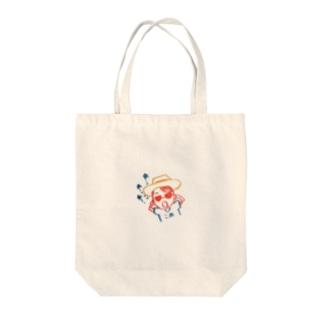 こめさん Tote bags