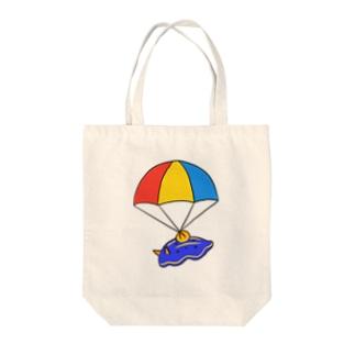 パラシュートウミウシさん Tote Bag