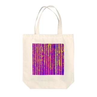 Flexible stripe 02 Tote bags