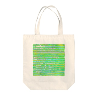 Flexible stripe 05 Tote bags
