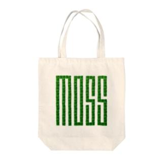 ミズクサT→ウィローモス Tote bags