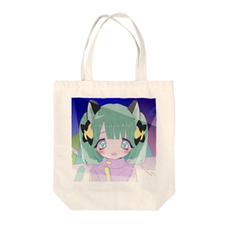 猫的宇宙 Tote bags