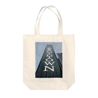 ミッドタウン Tote bags