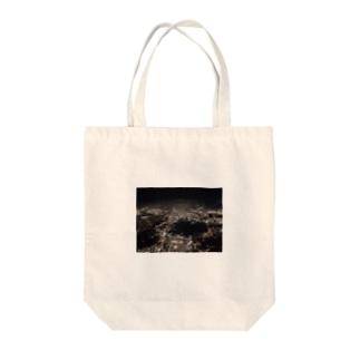 夜景(韓国) Tote bags