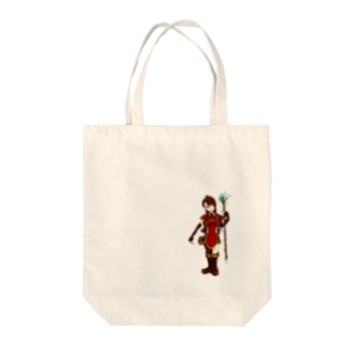 赤魔道士風味 Tote bags