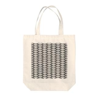 simbol03_mono Tote bags