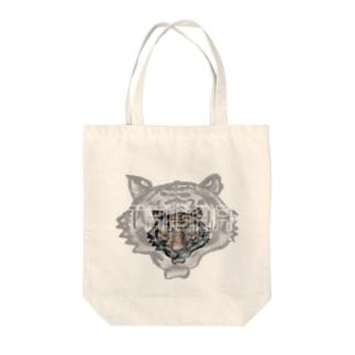 taigaa Tote bags