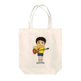 潤さんBASS Tote bags