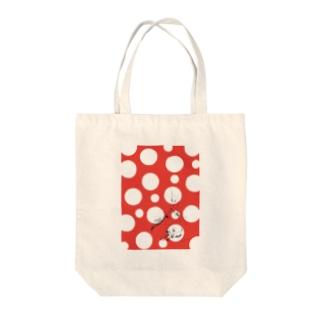 maooの金魚 Tote bags