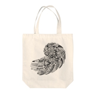 鸚鵡貝 Tote bags