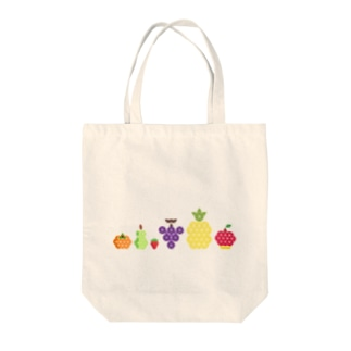 fruits Tote bags