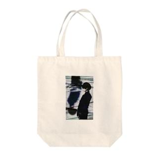 smokeyboy Tote bags