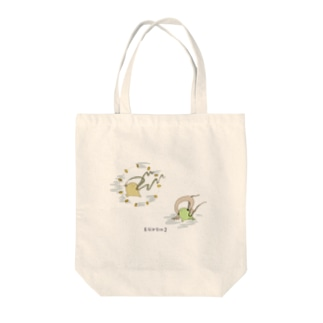 風神雷神 Tote bags