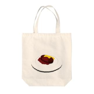 オイシイヒトサラ 2 Tote bags