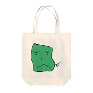 にゃんこヘアー(demo) Tote bags
