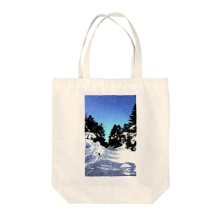 風景002 Tote bags