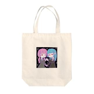 メンヘラブ女子 Tote bags