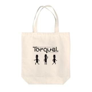 トルクル(TorqueL) ロゴ&キャラクター Tote bags