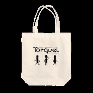 なんも@FullPowerSideAttack.comの人のトルクル(TorqueL) ロゴ&キャラクター トートバッグ