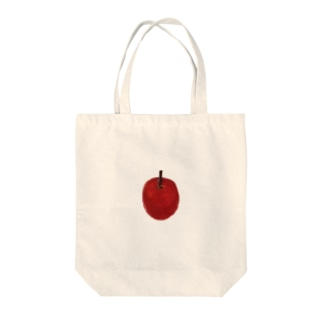 みつ*りんご Tote bags