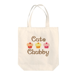 Cute Chubby Tote bags