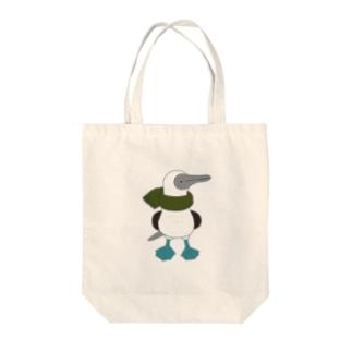 aoashi Tote bags