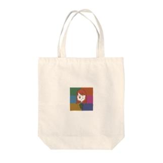 夏の大三角形・ハヤシ Tote bags
